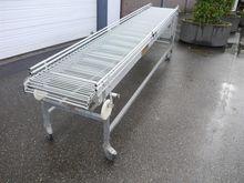 Capway chain conveyor 400 x 60