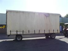 Mulder curtainsider trailer
