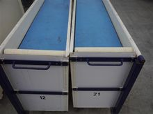 24 Koat containers for harvesti