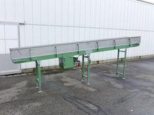 2007 Sitma conveyor 500 x 40 cm