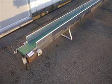 Javo 78 meter conveyor for potp