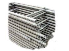 Aluminium rails  90 meter