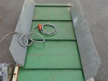 Used conveyor 180 cm