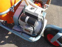 1996 Empas spraying wagon 200 l