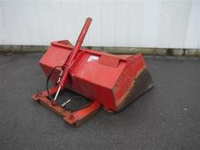 Wifo hydraulic shovel container