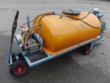 Empas spraying equipment 1000 l