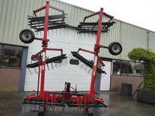 Faza 9 meter foldable harrow ti