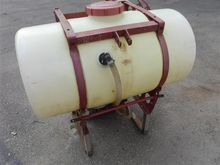 Used Hardi spraying