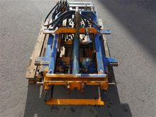 Cosmag boxlift forklift for tra
