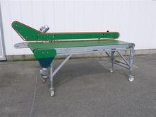 2010 Bercomex conveyor 250 x 80