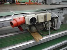 Wevab pot plant conveyor transp