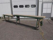 Vandenberg collection conveyor