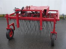 Gercon tine weeder with Hydraul