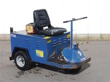 Hawe 3-wheel electro transporte