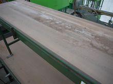 Potveer conveyor 470 x 65 cm