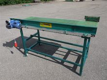 Greefa inspection conveyor