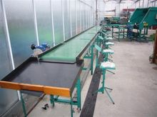 Greefa fruit grading conveyor