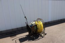 1996 Berg electric hosereel wit
