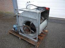 centrifugal ventilator Fan