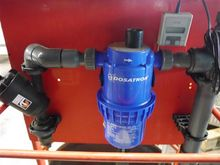 Berg Electric Hosereel with rem