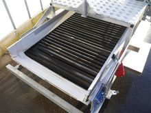 Alubo chain conveyor 200 x 70 c