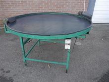 Greefa turn table – rotary tabl