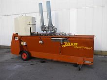 2001 Javo potting machine with