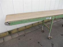 Vandenberg conveyor 305 x 50 cm