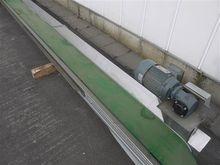 2003 Viscon conveyor 1815 x 20