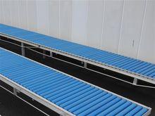 Aluminium Roller conveyors   85