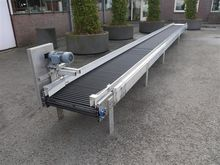 Alubo chain conveyor 10 meter x