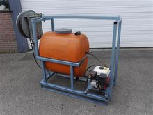 2001 Empas spraying equipment 1