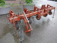 Rau 4 row interrow cultivator