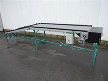 2003 Greefa conveyor 400 x 60 c