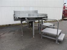 Stainless steel turntable