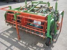 Basrijs spinach harvester