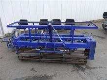 Perdu 4 row planting machine