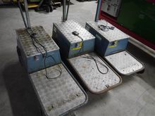Berg electro- piperail trolleys