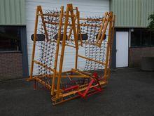 Frato Hydraulic foldable weeder