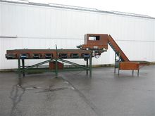 Compas jump sorting machine wit