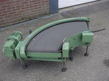 2002 Sitma curve conveyor 50 cm