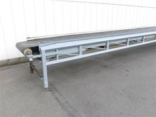 Grisnich conveyor 935 x 100 cm.