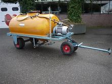 Empas spraying equipment Columb