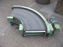2002 Sitma curve conveyor 90°-
