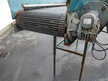 Botman draining conveyor for bu