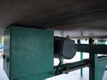 Greefa turning table - rotary t