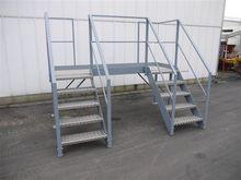 Aweta iron doublesided stairs -