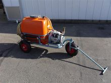1996 Empas spraying equipment