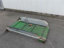 Used conveyor 180 cm