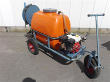 1995 Empas spraying equipment